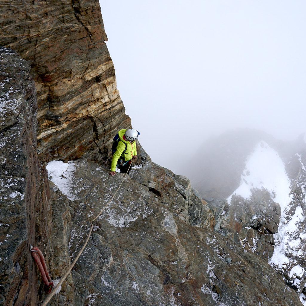 Vertige montagne