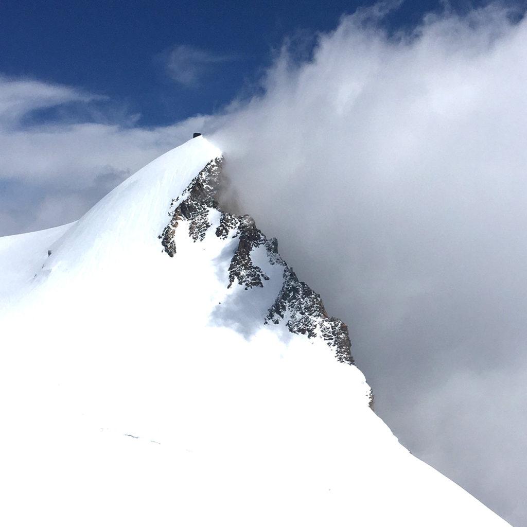 Alpinisme neige